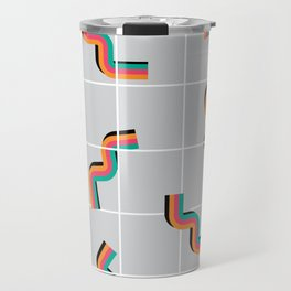 Curly fries inspired Travel Mug