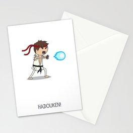 Hadouken! Stationery Cards