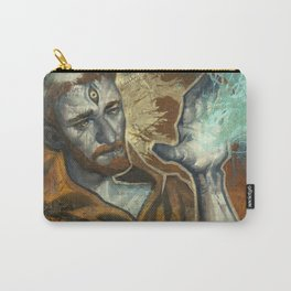 Saint Francis Revisited Carry-All Pouch