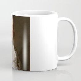 "Joseph Siffred Duplessis ""Benjamin Franklin"" Coffee Mug"
