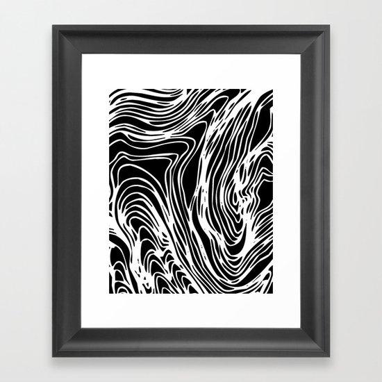 5050 No.4 Framed Art Print