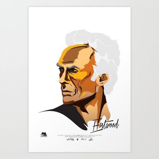 Eastwood Art Print