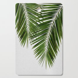 Palm Leaf II Cutting Board