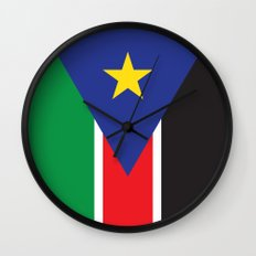 The Colors Wall Clock
