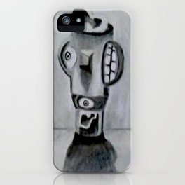 Modern Picasso  iPhone Case