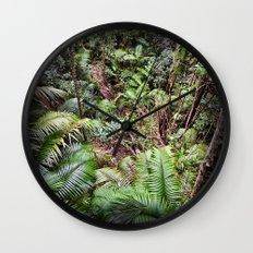 Rainforest Jungle Wall Clock