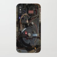"ghostbusters iPhone & iPod Cases featuring Ghostbusters - ""Workbench""  by Matthew Clark"