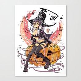 Blair! Canvas Print