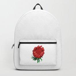 Beautiful Protea Flower - Wonderful Australian Native Flower Backpack