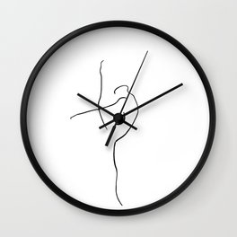 Perfection Wall Clock
