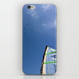 Finding the Wind iPhone Skin