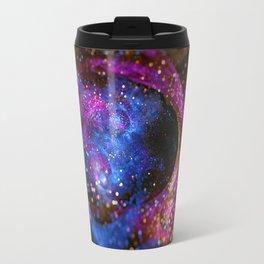 Space Fractal Travel Mug