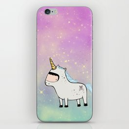 Unicorn Galaxy iPhone Skin