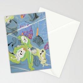 Paradigm Paralysis Stationery Cards