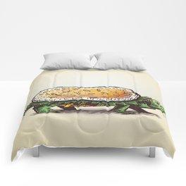 Burgerweek #3 The Turtleburger Comforters