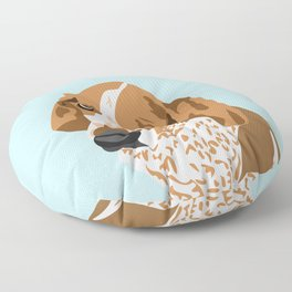 Gus Head Floor Pillow