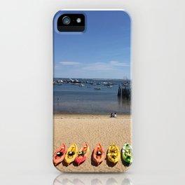 P-Town Kayaks iPhone Case
