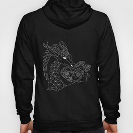 Don't Be A Drag(on) (Black) Hoody