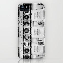 Fresno Laundromat iPhone Case