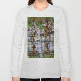 Modern Pixie Kingdom Long Sleeve T-shirt