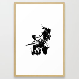 NL no.1 Framed Art Print