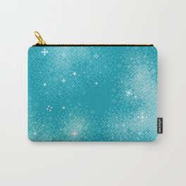 Winter Nebula Carry-All Pouch
