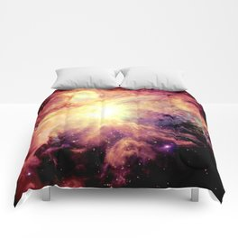 neBUla Colorful Warmth Comforters