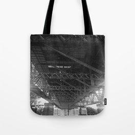 Under The Sydney Harbour Bridge Tote Bag