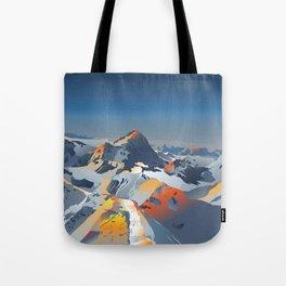Beautiful Mountains Tote Bag