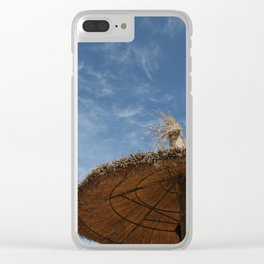 Ombrellone - Matteomike Clear iPhone Case