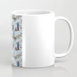 London Landmarks Coffee Mug