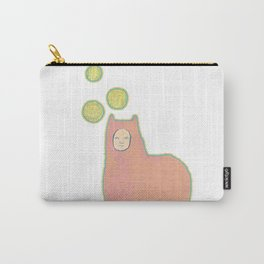 Bubble Creature Carry-All Pouch