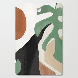 Abstract Art 37 Cutting Board