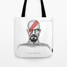 Walter White - A Lab Insane Tote Bag
