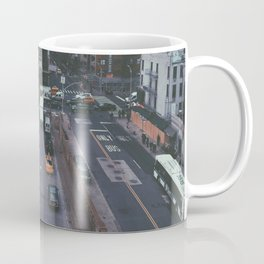 Traffic Coffee Mug