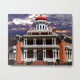 Longwood Plantation - Natchez Mississippi Metal Print