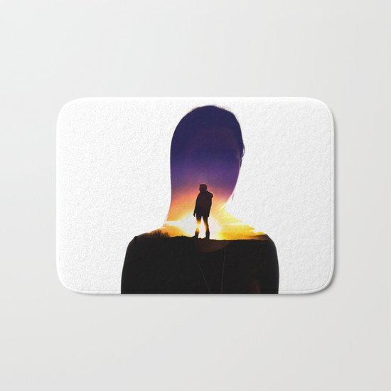 Sunsets & Silhouettes Bath Mat