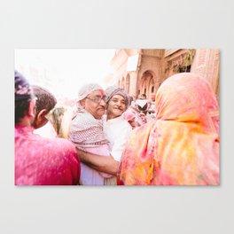 INDIA 29 Canvas Print