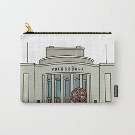 Volksbühne. Theater in East-Berlin Carry-All Pouch