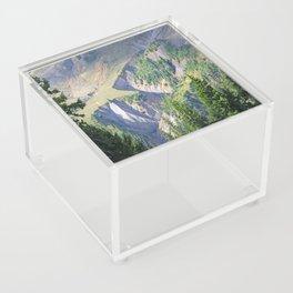 SWIFT CREEK HEADWATERS BELOW TABLE MOUNTAIN Acrylic Box
