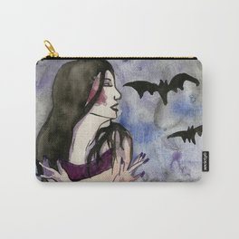 Christina Death Carry-All Pouch