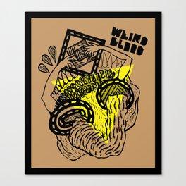 weirdblood Canvas Print
