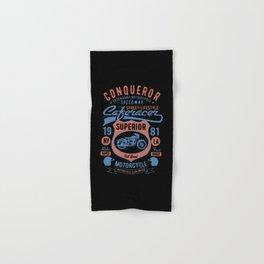conqueror speedway street lifestyle Hand & Bath Towel