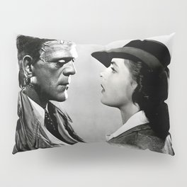 FRANKENSTEIN IN CASABLANCA Pillow Sham
