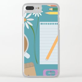 The Office Clear iPhone Case