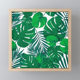 Tropicalia Framed Mini Art Print