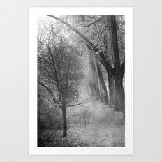 Lost soul Art Print