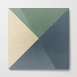 Three colors 7 Metal Print