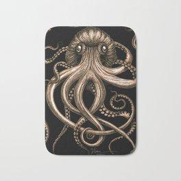 Bronze Kraken Bath Mat