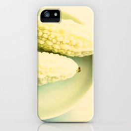 White Melons in plate iPhone Case